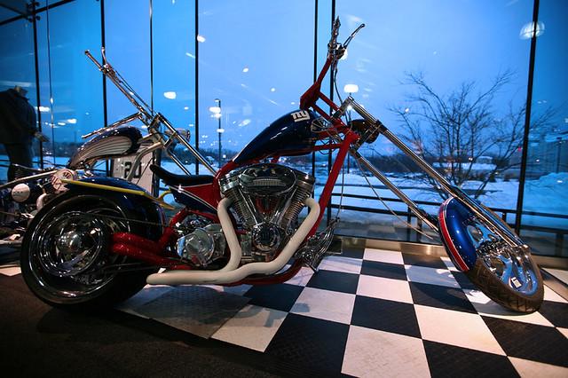 Orange County Chopper Theme Bikes