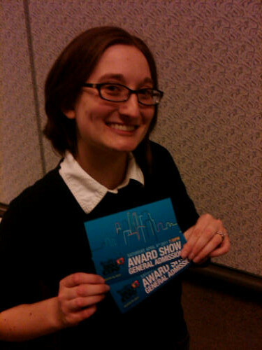 Allison's got tickets!
