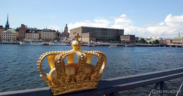 Your Crown my majesty