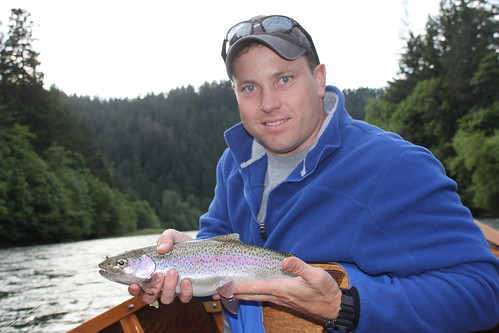 Middle Fork Willamette Rainbow