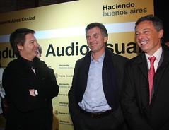 10.07.13  Macri presenta el proyecto de creaci...