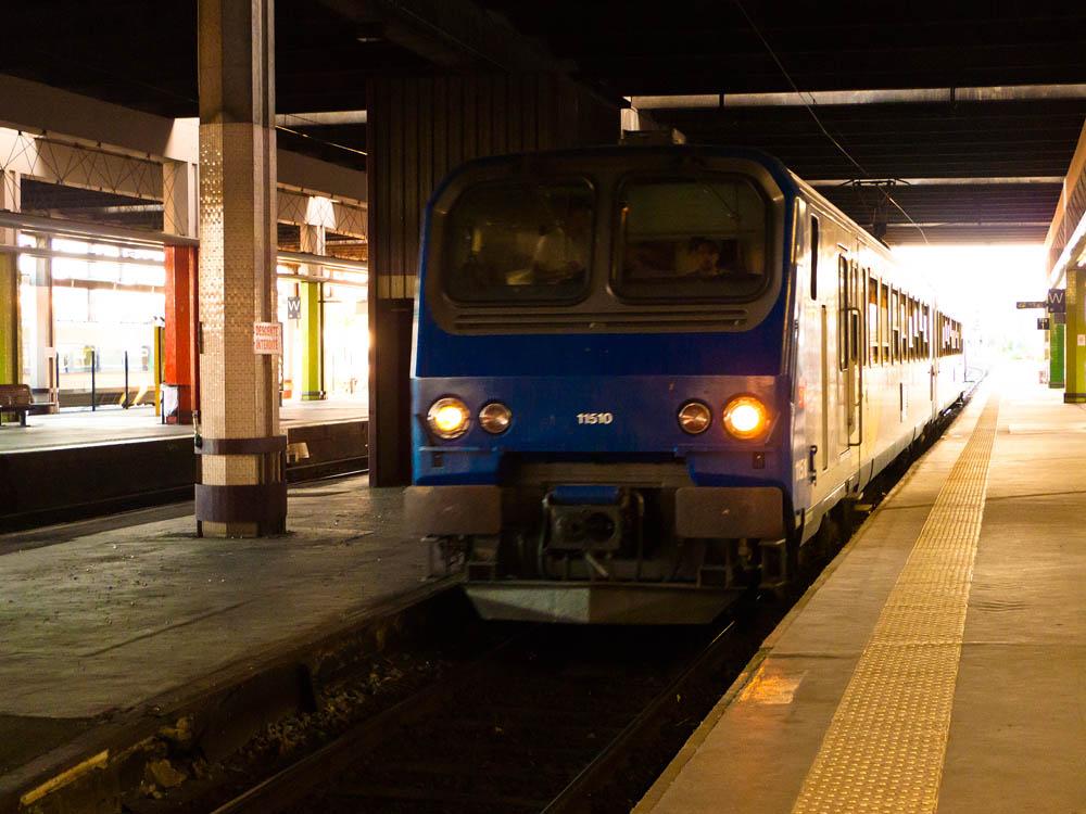 TER con destino Estrasburgo