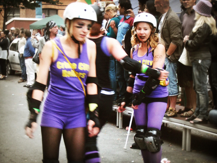 crime city rollers