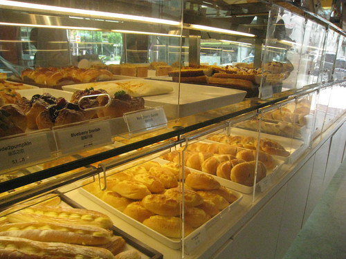 Bakery in Singapore!