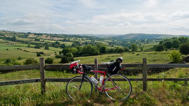 Beautiful Staffordshire countryside