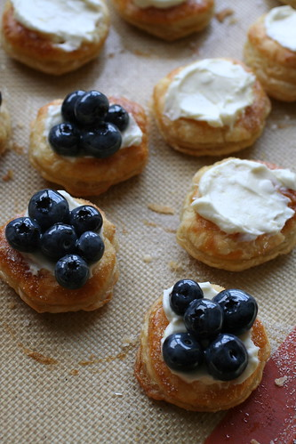 Blueberry Tarts