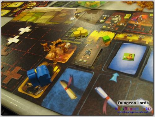 BGC Meetup - Dungeon Lords