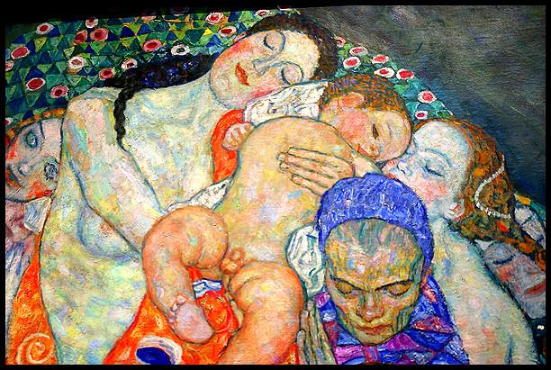 Klimt- death 2.JPG