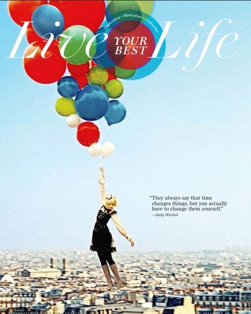 O magazine September 2010