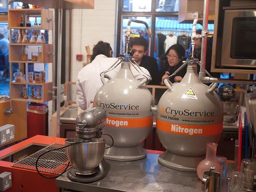 Chin Chin Labs ice cream parlour
