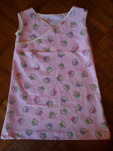 Cupcake Nightgown