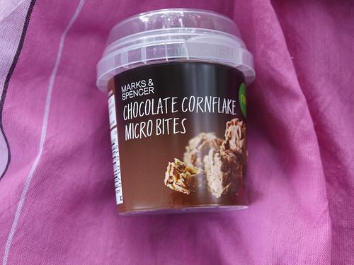 Chocolate Cornflake Microbites