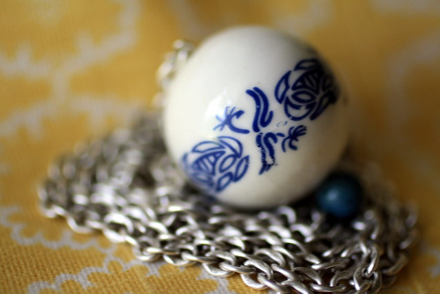 Delft Necklace