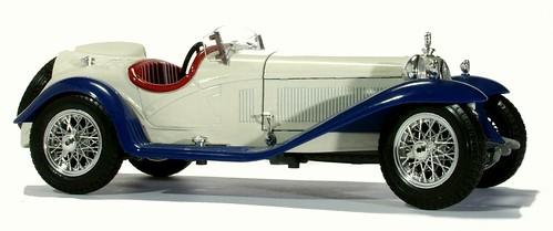 08 Burago 8C 2300 1931