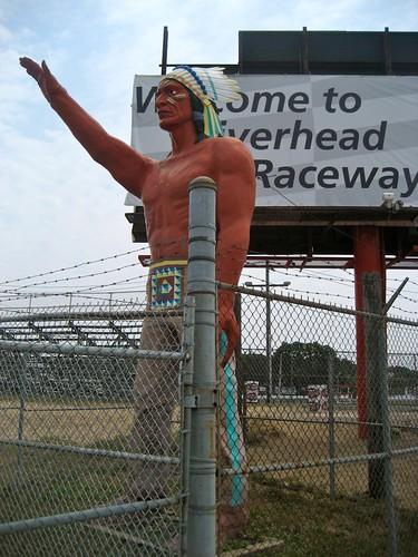 Riverhead Raceway Indian