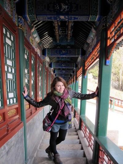 Hello Chinese Hallway