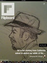 Flipboard on the iPad