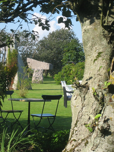 Garden at Särdals Kvarn
