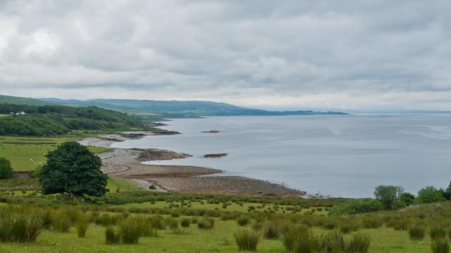 Wild Kintyre Coastline