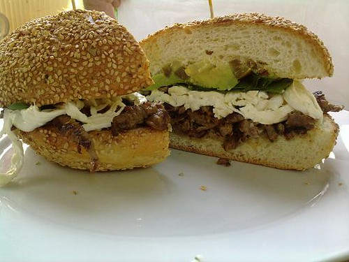 Beef Cemita
