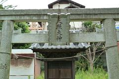 氷取沢神社(Hitorizawa shrine)