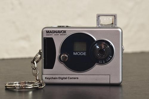 Magnavox Keychain Digital Camera