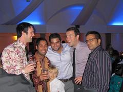 Foxy, Pav, Josh, Sunny, Elliott & Teg