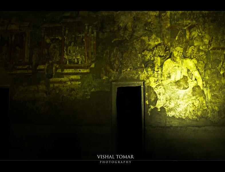 Ajanta and Ellora - Rediscovered. (EXPLORED)