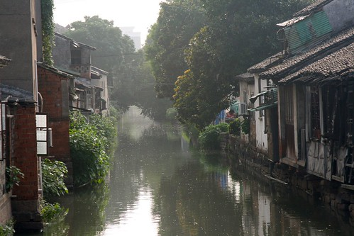 Suzhou Old Town - canal