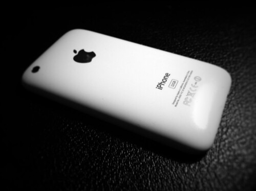 Old iPhone 2