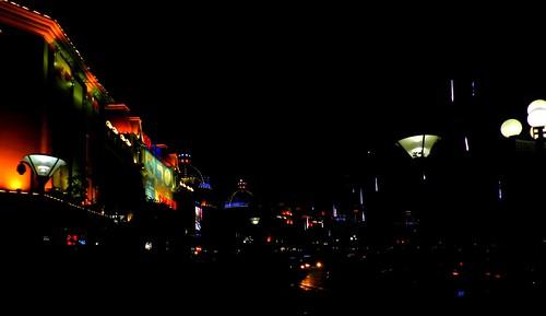 Bengbu by night
