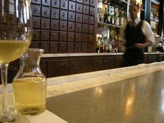 Bar at Anisette in Santa Monica