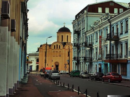 Podol in Kiev by t-maker on Flickr - Photo Sharing!