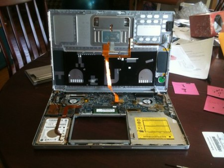 The Great Hard Drive Swap of 2010