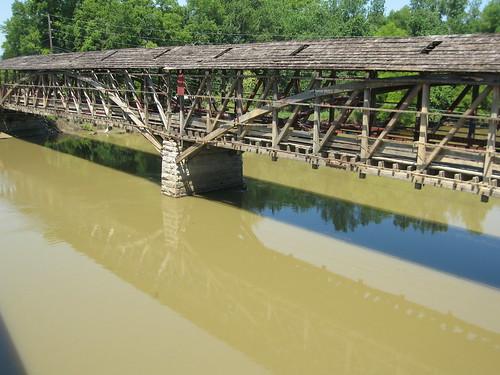 Medora Covered Bridge