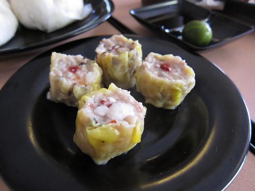 Taiwan Siomai at Yen Yen Taiwanese Street Food