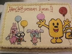 Wow Wow Wubbzy Society Bakery Cake