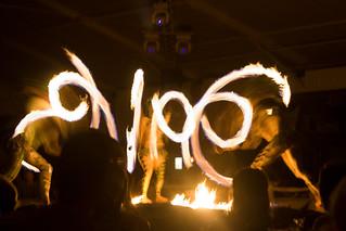 Luau Fire