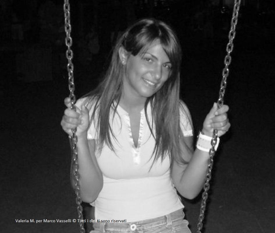 Ho Visto Nina Volare - Valeria M. Per Marco Vasselli © Tutti i diritti sono riservati