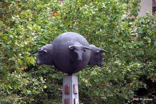El mundo de los Toros (Homenaje al Toro)