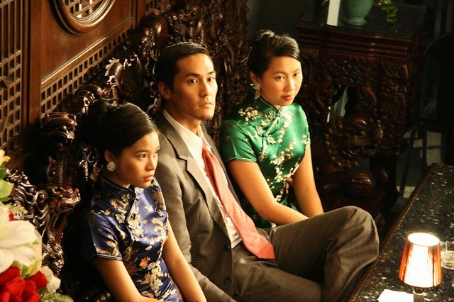 被出賣的台灣劇中劇照之三人全部都是泰國人。