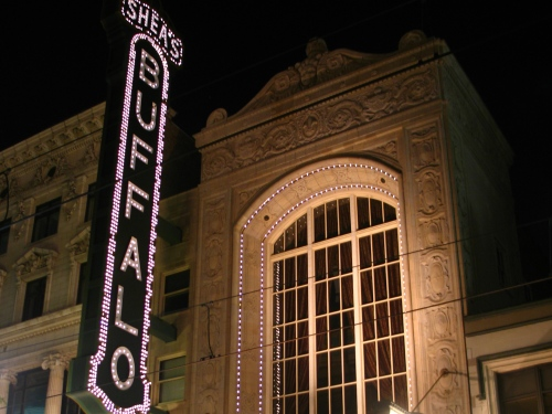 Theater in Downtown Buffalo