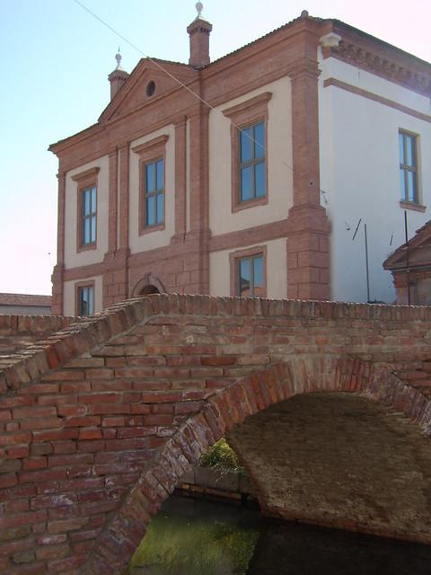 Comacchio - vecchio ospedale - retro
