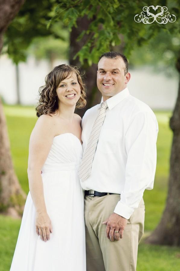 Laura & Cory