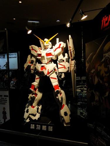 獨角獸鋼彈 @ GUNDAM EXPO 2010