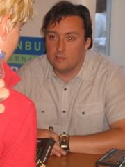 Barry Hutchison
