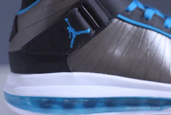 Nike x Jordan Brand x Converse Hybrid Shoe pictures & video