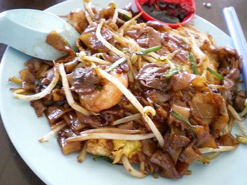 Sambal petai fried kway teow 1