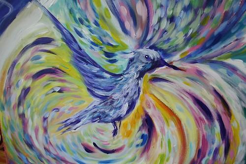 Healing and Hummingbird