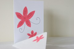 Card and matching envelope